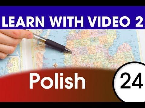 Polnische Wörter die man können sollte