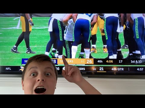 Steelers Vs Seahawks Live Play by Play final QT