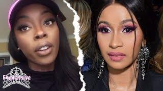 Download Video Cardi B slams makeup artist MUA Blacswan   Cardi gets exposed for lying! MP3 3GP MP4