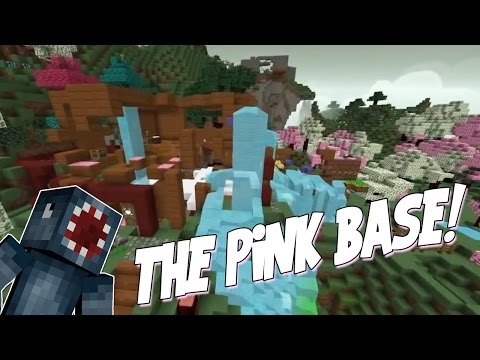 Minecraft – Mission To Mars – The Pink Base! [24]