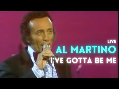 Tekst piosenki Al Martino - I've Gotta Be Me po polsku