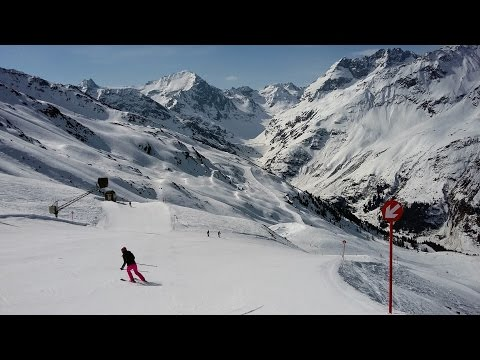 Raport Skiinfo: Wiosenne narty w St. Anton am Arlberg