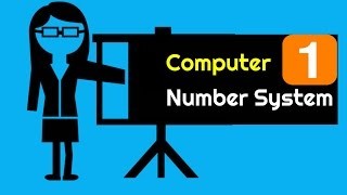 Computer Number Systems(Binary,Octal,Hexa,Decimal) Theory & Conversion Techniques Chapter - 5