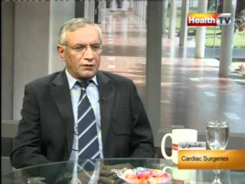 ''The Health Show'' Topic CARDIAC SERGERIES part-2 (05-APR-12) Health TV.mpg