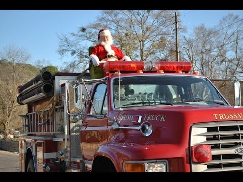 2015 Trussville Christmas Parade