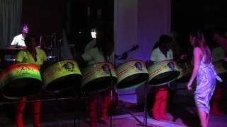 Grand Bahia Principe Hotel.  Showtime.  Jamaica 2017.