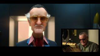 Stan Lee Cameo Featurette   Big Hero 6