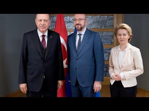 Αναθεώρηση Συμφωνίας ΕΕ-Τουρκίας υπό προϋποθέσεις