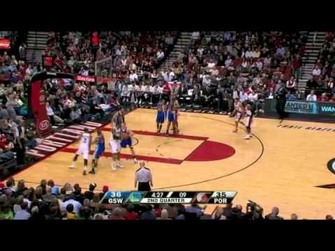 Golden State Warriors 108 – Portland Trail Blazers 87