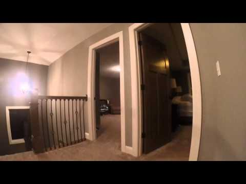Toddler With GoPro Plays Hide And Seek With Parents