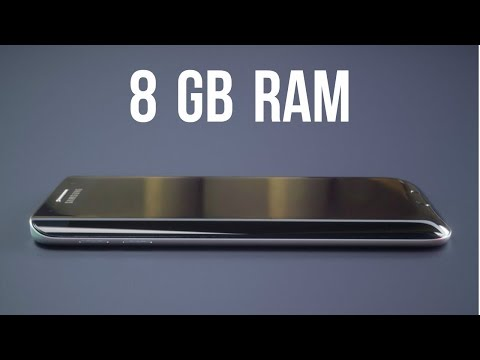 TOP 5 best smartphone with 8GB of ram (2017)