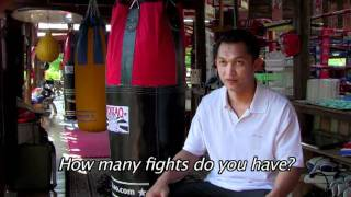 13 Coins Gym Thailand By Yokkao Interview Long Muay Thai Trainer