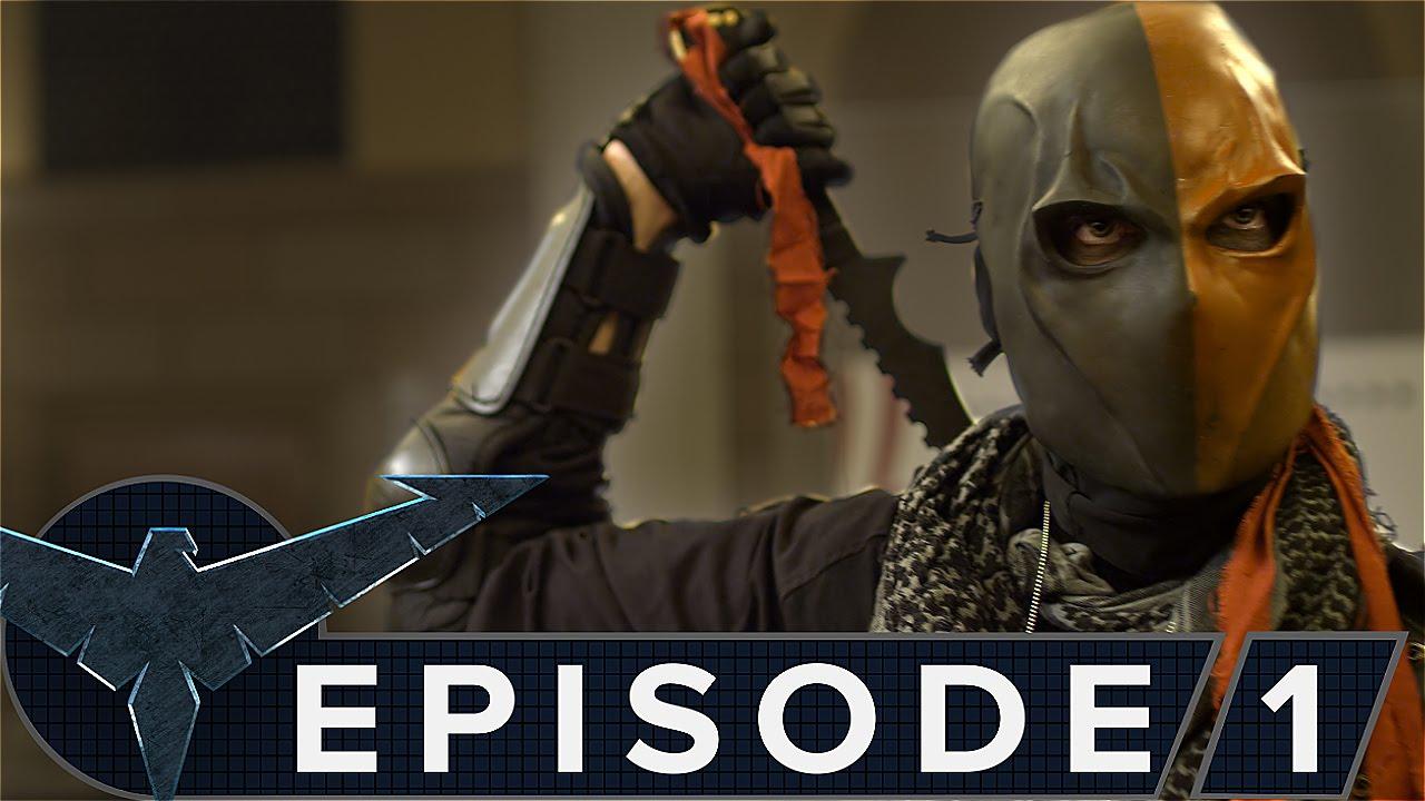 maxresdefault Nightwing: The Series Episode 2 bringt den Killing Joke!