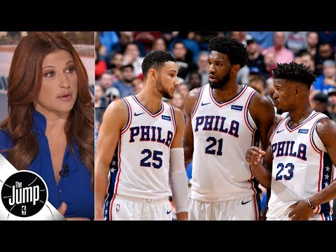 Video: Is Jimmy Butler a problem for the 76ers? | The Jump