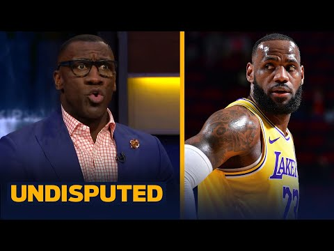 Skip & Shannon on LeBron's calculated response to Harden trade & Lakers' concerns | NBA | UNDISPUTED