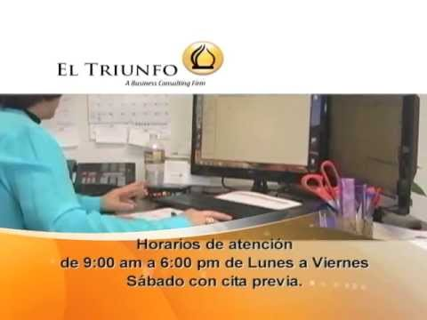 Preparacion de impuestos en Santa Ana, Income Tax Preparation El Triunfo Corporation 714-953-2707