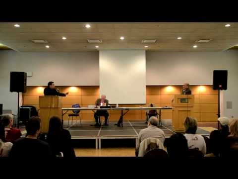 Debate: Is there life after death? Dan Barker vs. Rev. Joe Boot – March 7, 2013 at UWindsor