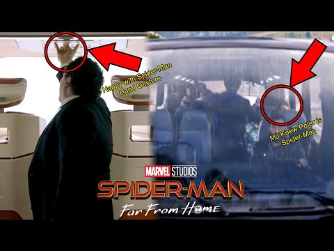 I Watched Spider-Man: Far From Home in 0.25x Speed & Here's What I Found