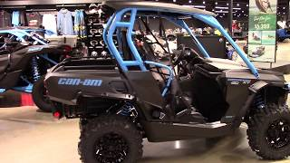 1. 2019 Can-Am COMMANDER XT 1000R EFI - New Side x Side For Sale - Elyria, OH