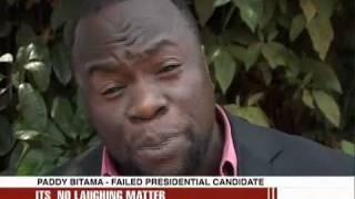 Comedian  - Bitama to sue Electoral Commission