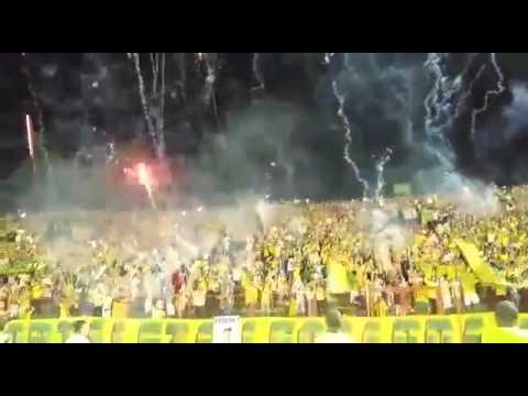 La fiesta del ascenso, 26-11-2015 FORTALEZA LEOPARDA SUR. - Fortaleza Leoparda Sur - Atlético Bucaramanga