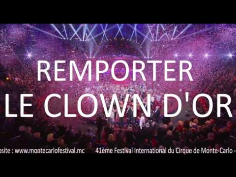 Le 41° Festival International du Cirque de Monte-Carlo