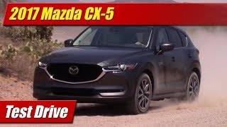 Our first test drive review of the all-new 2017 Mazda CX5 takes us around town and on the desert paths to see what it's really like to live with. Full driving review inside and out.Auto news with a reality check! New car, truck, SUV and crossover test drives, reviews and news posted daily!Subscribe: http://www.youtube.com/TestDrivenTVWebsite: http://www.TestDriven.TVFacebook: http://www.facebook.com/TestdriventvTwitter: http://www.twitter.com/testdriventvGoogle: http://www.google.com/+TestDrivenTV