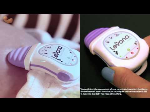 Levana OMA+ Baby Movement Monitor with Vibration