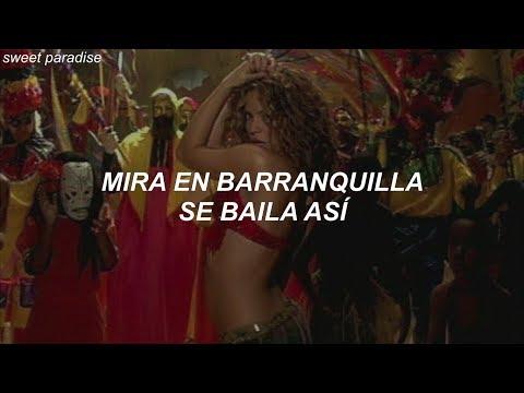Shakira - Hips Don´t Lie ft. Wyclef Jean [traducida/sub español]