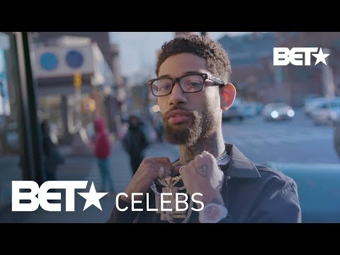 Why PnB Rock Sings About Pain And Trappin'