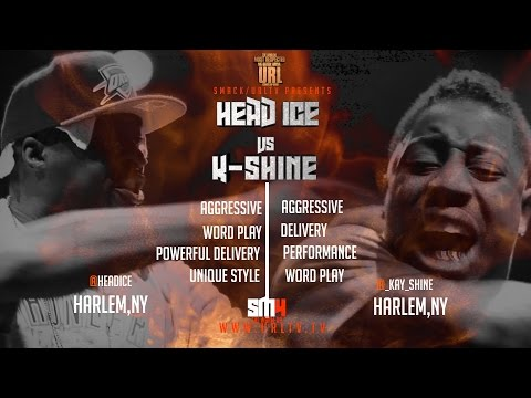 SMACK/URL: Head I.C.E. vs K-Shine