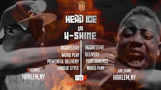 HEAD ICE VS K-SHINE SMACK/ URL