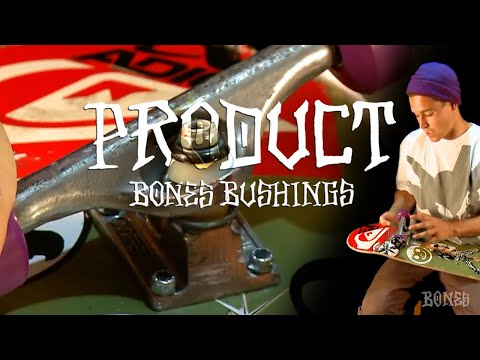 BEST BUSHINGS - BONES WHEELS