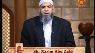Righteous Companions - Why The Companions (2) By Sh Karim Abu Zaid