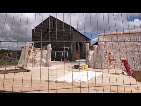 BBC replica Bronte Haworth build progress 20/5/2016 (To Walk Invisible)