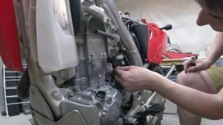 10. JD Jetting Kit install on 2007 Honda CRF 450x
