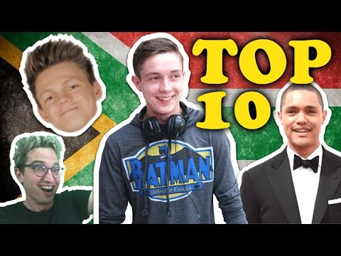 Top 10 South African Youtubers
