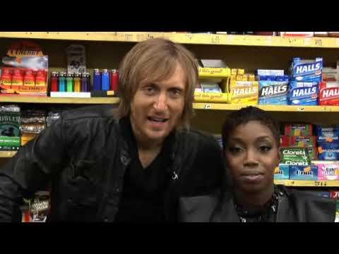 David Guetta (Ft. Estelle) - One Love (Behind the scenes)