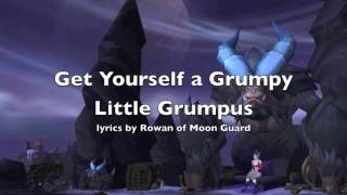 """Original Song is the classic """"Have Yourself a Merry Little Christmas"""". If you're not familiar with it, or even if you are, you should listen to Sharm's beautiful cover: https://www.youtube.com/watch?v=TXsXgxNlDugInstrumental from: https://www.youtube.com/watch?v=mUaH6fDo4MAFantastic lyrics by:https://www.youtube.com/user/InfidelityMoonGuard----------------------------WHOA PATREON?!Become a Patron of Letomi to get early access to her parodies, an inside view on how the parodies are made, as well as Patron-only Vlogs, Updates, Photos, and more!http://www.patreon.com/SilverletomiIf you liked what you saw and wanna stay on top of all the updates from Letomi, or just chat from time to time, feel free to add me on these mediums:http://www.twitter.com/Silverletohttp://www.facebook.com/DKLetomihttp://silverletomi.tumblr.comHave a parody idea? Song request? Unsent love letter? Friendly advice? Send it to letters2letomi@gmail.com !----------------------------Get yourself a grumpy little GrumpusGet his minion tooDon't forget, the Winters Little Helper gnomesGo show off your grumpy little GrumpusMake him follow youSavage Gifts, the only way to get your ownHere we wait, for the Winter guyAllies go to I-ronforgeHordies get theirs in OgrimaarNo it's not too far, at allBoth the Factions celebrate togetherBut still far apartPvP will have to take a backseat nowGet yourself a grumpy little Grumpus nowTake a peek in those piles of snow Grumpus like to go inside Sometimes they hold a big surprise Yellow snow disguise, oh No! Every year, they give us something different Happy Winter's Veil! Let's see what next year Blizzard puts on sale Get yourself a grumpy little Grumpus now"""