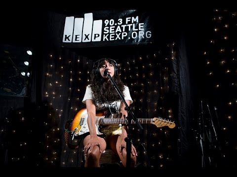 Shana Cleveland and The Sandcastles - Holy Rollers (Live on KEXP) Music Video