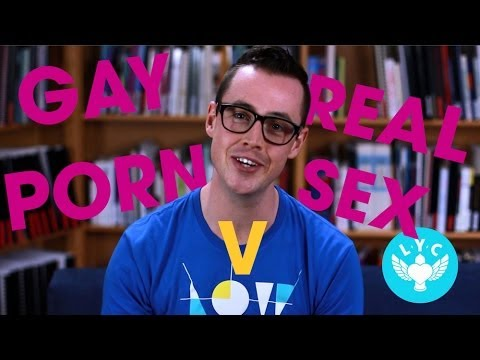 Gay Porn vs Real Sex