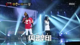 [King of masked singer] 복면가왕 스페셜 - (full ver) Kim Tae kyun & Lee Jung - at a Moonlighted window, MBCentertainment,radiostar
