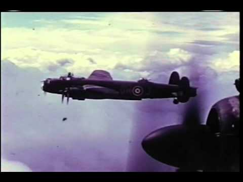 Lancaster - DVDs featuring the Avro Lancaster are available at www.avhouse.ca Probably the most famous allied bomber of World War Two was the Avro Lancaster of Bomber Co...