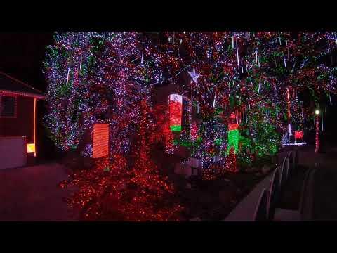 2020 Christmas Lights - David Archuleta - Angels We Have Heard on High