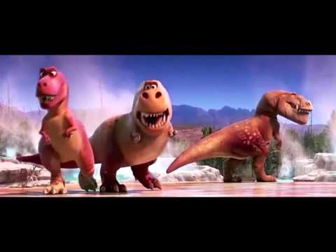 The Good Dinosaur   Find The Longhorns   hdfull