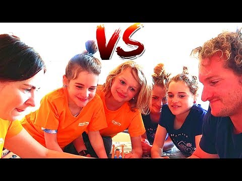 NORRIS VS NORRIS IN FAMILY GAME DAY Ft The Norris Nuts (Naz Gets Pied In The Face!)