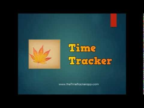 Video of Time Tracker