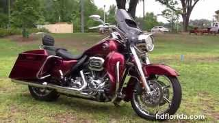 4. Used 2013 Harley Davidson CVO Road King for sale in California