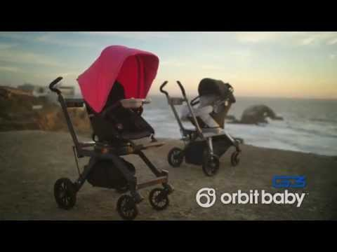 Orbit Baby G3 Travel System – The Orbit Baby Stroller and Car Seat in One