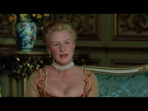 """A Virtuoso of Deceit"" - Glenn Close Amazing Scene from Dangerous Liaisons"